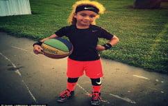 ΝΕΑ ΕΙΔΗΣΕΙΣ (Απίστευτη πιτσιρίκα με ταλέντο στο μπάσκετ (ΒΙΝΤΕΟ & ΦΩΤΟ))