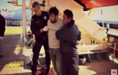 """ΝΕΑ ΕΙΔΗΣΕΙΣ (Έλληνες λιμενικοί """"αναγκάζουν"""" Τούρκο δουλέμπορο να δει τα πτώματα τριών παιδιών (ΒΙΝΤΕΟ))"""