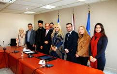 ΝΕΑ ΕΙΔΗΣΕΙΣ (Πρωτόκολλο συνεργασίας μεταξύ του Δημοκριτείου Πανεπιστημιου Θράκης και των Διεθνών Βραβείων Giuseppe Sciacca (ΦΩΤΟ))
