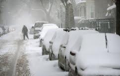 ΝΕΑ ΕΙΔΗΣΕΙΣ (Έκτακτο δελτίο καιρού: Νέα επιδείνωση την Κυριακή – Kαταιγίδες και χιόνια)