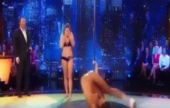 ΝΕΑ ΕΙΔΗΣΕΙΣ (Επική τούμπα σε pole dancing από την πρώην «Μις Γαλλία» (ΒΙΝΤΕΟ))