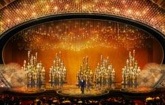 ΝΕΑ ΕΙΔΗΣΕΙΣ (Αέρας Χόλιγουντ με 200.000 Swarovski στην αποψινή σκηνή των φετινών Όσκαρ)