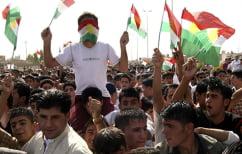 ΝΕΑ ΕΙΔΗΣΕΙΣ (Οι Κούρδοι του Ιράκ διαδηλώνουν κατά της Τουρκικής «γενοκτονίας»)