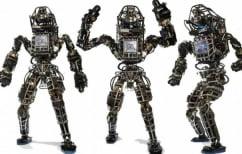 ΝΕΑ ΕΙΔΗΣΕΙΣ (Atlas: Το ρομπότ της Google που περπατά στο χιόνι και σηκώνεται όρθιο αν πέσει)