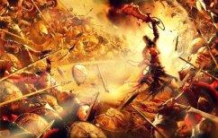 ΝΕΑ ΕΙΔΗΣΕΙΣ (Οι στρατιώτες του Θεού Πολέμου ξεκίνησαν από τον βορρά…)