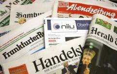 ΝΕΑ ΕΙΔΗΣΕΙΣ (ΕΡΕΥΝΑ: Τα γερμανικά ΜΜΕ δεν ενημερώνουν αντικειμενικά για την Ελλάδα)