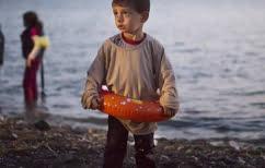 ΝΕΑ ΕΙΔΗΣΕΙΣ (10.000 ο αριθμός των ασυνόδευτων παιδιών στην Ευρώπη)