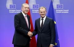 ΝΕΑ ΕΙΔΗΣΕΙΣ (Σκληρή απάντηση στον Ερντογάν από Τουσκ και Γιούνκερ)