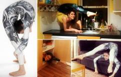 ΝΕΑ ΕΙΔΗΣΕΙΣ (Η γυναίκα που πλένει τα πιάτα με τα πόδια της! (ΦΩΤΟ))