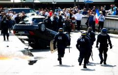 ΝΕΑ ΕΙΔΗΣΕΙΣ (Σοβαρά επεισόδια στη Γαλλία κατά τη διάρκεια διαδηλώσεων – Δεκάδες τρυαματίες (ΒΙΝΤΕΟ))