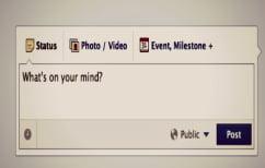 ΝΕΑ ΕΙΔΗΣΕΙΣ (Γιατί το Facebook με ερωτήσεις μας ζητάει να ανανεώνουμε τα status μας; – Τι φοβούνται οι υπεύθυνοι;)