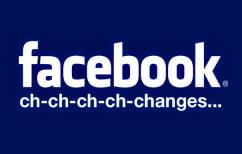 ΝΕΑ ΕΙΔΗΣΕΙΣ (Οι νέες αλλαγές που έρχονται στο Facebook)