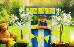 ΝΕΑ ΕΙΔΗΣΕΙΣ (9χρονος στις ΗΠΑ πουλάει λεμονάδες για να συγκεντρώσει χρήματα για την υιοθεσία του)