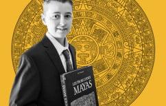 ΝΕΑ ΕΙΔΗΣΕΙΣ (Ένας 15χρονος ανακαλύπτει την 118η χαμένη πολιτεία των Μάγια)