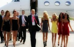 ΝΕΑ ΕΙΔΗΣΕΙΣ (Ο Ντόναλντ Τραμπ και οι γυναίκες του…)