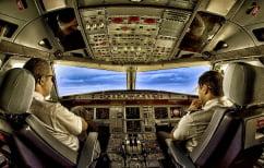 ΝΕΑ ΕΙΔΗΣΕΙΣ (Τα 6 πιο περίεργα πράγματα που είδαν πιλότοι εν ώρα πτήσης)