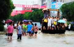 ΝΕΑ ΕΙΔΗΣΕΙΣ (Απίστευτοι Κινέζοι: Δείτε πώς κυκλοφορούν τα λεωφορεία στις πλημμύρες (ΒΙΝΤΕΟ))