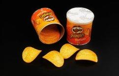 ΝΕΑ ΕΙΔΗΣΕΙΣ (Έτσι φτιάχνονται τα δημοφιλή πατατάκια Pringles (ΒΙΝΤΕΟ))