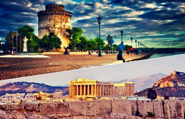 Thessaloniki-Athens