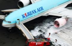 ΝΕΑ ΕΙΔΗΣΕΙΣ (Εκκένωση αεροσκάφους των κορεατικών αερογραμμών στο αεροδρόμιο Χανέντα, στο Τόκιο)