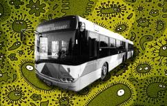 ΝΕΑ ΕΙΔΗΣΕΙΣ (Λεωφορεία κίνδυνος για τη δημόσια υγεία)