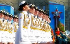 ΝΕΑ ΕΙΔΗΣΕΙΣ (Με… καυτά μίνι ο γυναικείος στρατός του Πούτιν! (ΦΩΤΟ & ΒΙΝΤΕΟ))