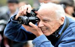 """ΝΕΑ ΕΙΔΗΣΕΙΣ (""""Έφυγε"""" ο θρυλικός φωτογράφος των New York Times, Bill Cunningham)"""