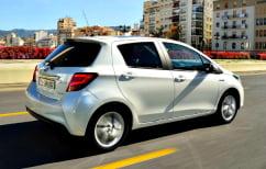 ΝΕΑ ΕΙΔΗΣΕΙΣ (Ανακαλούνται 555 οχήματα Toyota Yaris στην ελληνική αγορά)