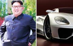 ΝΕΑ ΕΙΔΗΣΕΙΣ (Το απίστευτο ποσό που ξοδεύει ετησίως ο Κιμ Γιονγκ Ουν σε… αυτοκίνητα)
