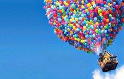 ΝΕΑ ΕΙΔΗΣΕΙΣ (Ο κλέφτης με τα μπαλόνια που άδειασε το ΑΤΜ και εντυπωσίασε τις αρχές (ΒΙΝΤΕΟ))