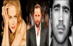 ΝΕΑ ΕΙΔΗΣΕΙΣ (Nicole Kidman και Colin Farrell πρωταγωνιστές στη νέα ταινία του Γιώργου Λάνθιμου)