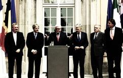 ΝΕΑ ΕΙΔΗΣΕΙΣ (Οι έξι ιδρυτικές χώρες ζήτησαν από την Αγγλία να αποχωρήσει το συντομότερο δυνατό)
