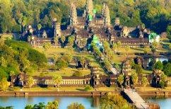 ΝΕΑ ΕΙΔΗΣΕΙΣ (Μεσαιωνικές μεγαλουπόλεις θαμμένες κάτω από τη ζούγκλα ανακαλύφθηκαν στην Καμπότζη)