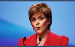 ΝΕΑ ΕΙΔΗΣΕΙΣ («Ενθαρρυμένη» από τις συναντήσεις της στις Βρυξέλλες η πρωθυπουργός της Σκωτίας)