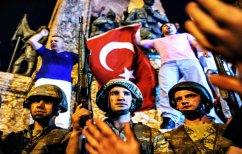 ΝΕΑ ΕΙΔΗΣΕΙΣ (Συγκλονιστικό ΒΙΝΤΕΟ: Αστυνομικός σώζει στρατιώτη από λιντσάρισμα στην Τουρκία)