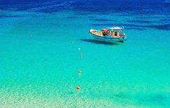 ΝΕΑ ΕΙΔΗΣΕΙΣ (Μια ελληνική παραλία στα μέρη με τα πιο γαλανά νερά στον κόσμο)