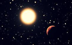 ΝΕΑ ΕΙΔΗΣΕΙΣ (Ανακαλύφθηκε γιγάντιος εξωπλανήτης με τρεις ήλιους)