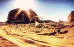 ΝΕΑ ΕΙΔΗΣΕΙΣ (Πόση ζέστη κάνει στην έρημο της Σαουδικής Αραβίας (ΒΙΝΤΕΟ))