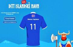 """ΝΕΑ ΕΙΔΗΣΕΙΣ (Εσύ πώς λέγεσαι στα Ισλανδικά; Εφαρμογή στο ίντερνετ μας έκανε να δακρύσουμε με τα… """"σον"""")"""