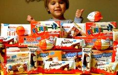 ΝΕΑ ΕΙΔΗΣΕΙΣ (Καρκινογόνες ουσίες στις σοκολάτες Kinder; -Τι έδειξε έρευνα)