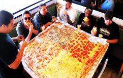 ΝΕΑ ΕΙΔΗΣΕΙΣ (Η γεωμετρική απόδειξη ότι η παραγγελία μεγάλου μεγέθους πίτσας είναι η καλύτερη επιλογή (ΒΙΝΤΕΟ))