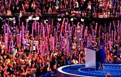 ΝΕΑ ΕΙΔΗΣΕΙΣ (Ομιλία Μισέλ Ομπάμα στους Δημοκρατικούς: μαθήματα ζωής και ρητορικής)