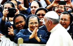 ΝΕΑ ΕΙΔΗΣΕΙΣ (Έκκληση του Πάπα στις καλόγριες: Μην χάνεστε στο facebook!)
