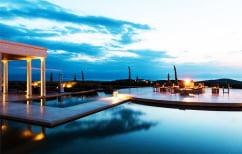 ΝΕΑ ΕΙΔΗΣΕΙΣ (Το Amanzo'e, το ακριβότερο ξενοδοχείο της Ευρώπης βρίσκεται στο Πόρτο Χέλι)