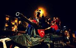 ΝΕΑ ΕΙΔΗΣΕΙΣ (Ένα πραξικόπημα που ήταν όλοι έτοιμοι να νομιμοποιήσουν εκτός από τον τουρκικό λαό…)