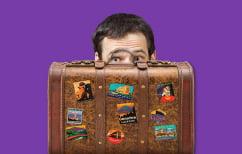 ΝΕΑ ΕΙΔΗΣΕΙΣ (Ήθελε να περάσει στην Ελβετία και ταξίδεψε 45 ολόκληρα λεπτά μέσα σε… βαλίτσα! (ΒΙΝΤΕΟ))