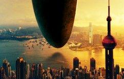 """ΝΕΑ ΕΙΔΗΣΕΙΣ (Μπορείτε να βρείτε το λάθος στην αφίσα της ταινίας """"Arrival"""" που έκανε έξαλλο το Χονγκ Κονγκ;)"""
