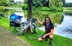 ΝΕΑ ΕΙΔΗΣΕΙΣ (Λονδίνο-Μπολόνια με ποδήλατο: Το αντισυμβατικό ταξίδι ενός Έλληνα)