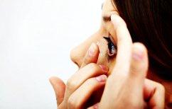 ΝΕΑ ΕΙΔΗΣΕΙΣ (Τρεις συμβουλές για τους φακούς επαφής ώστε να αποφύγετε τις λοιμώξεις)