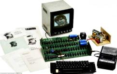 """ΝΕΑ ΕΙΔΗΣΕΙΣ (Ο """"πρώτος υπολογιστής Apple"""" έπιασε αστρονομικό ποσό σε δημοπρασία)"""
